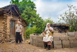 روستای حلیمه جان - عکس از بهزا بهروزنیا